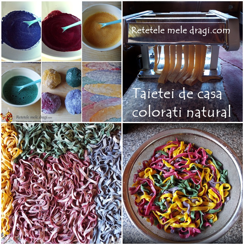 aietei de casa colorati natural preparare