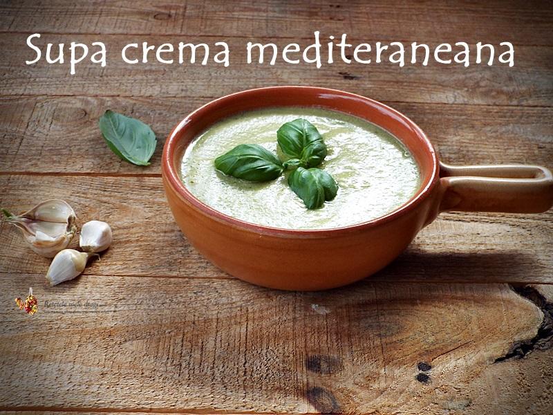 supa crema mediteraneana