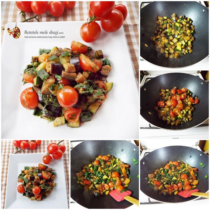 legume la wok