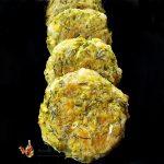 chiftelute de dovlecei la cuptor 2