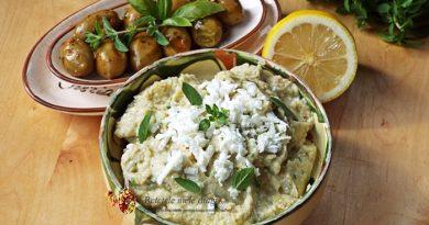 salata greceasca de vinete cu feta