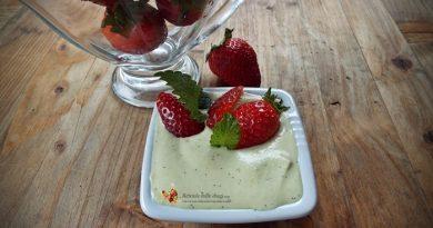 crema de vanilie din caju fara zahar