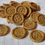 Biscuiti cu smochine fara zahar si fara gluten