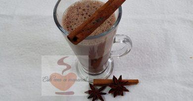 ciocolata calda cu caju si miere 0