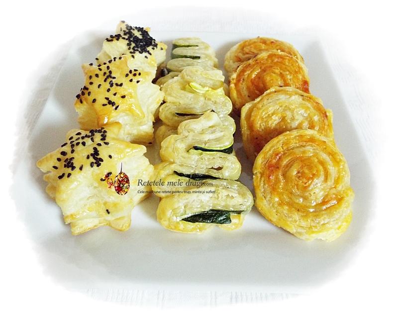 3 aperitive simple din foietaj 2