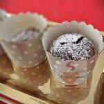Briose cu ciocolata (muffins)