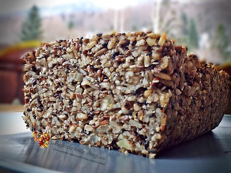 paine din seminte si orz (multigrain) 0