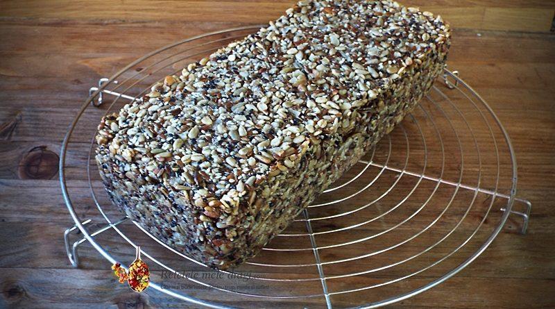 paine din seminte si orz (multigrain) 1