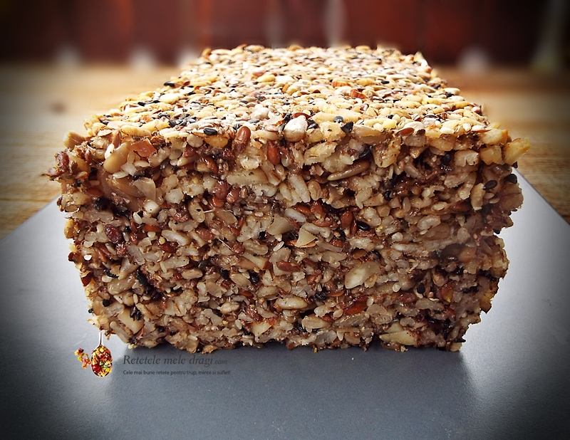 paine din seminte si orz (multigrain) 2