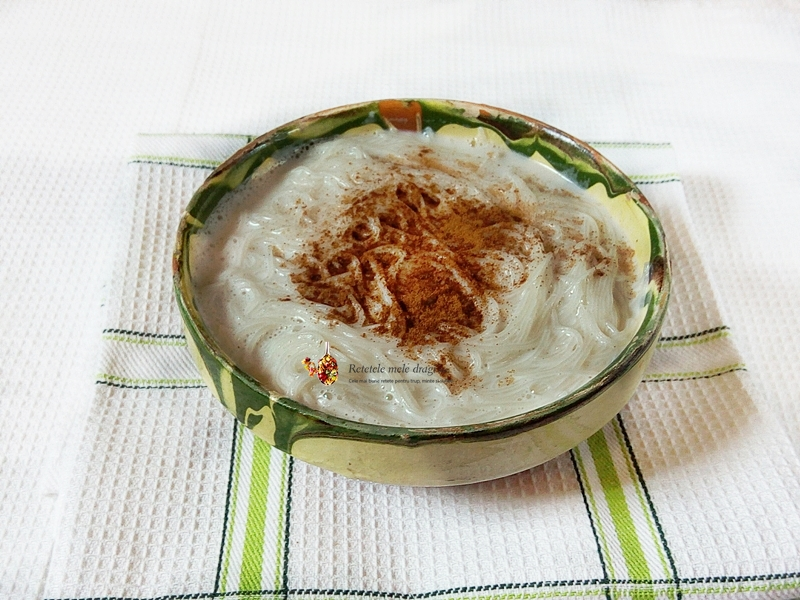 taietei de orez cu lapte de cocos si scortisoara
