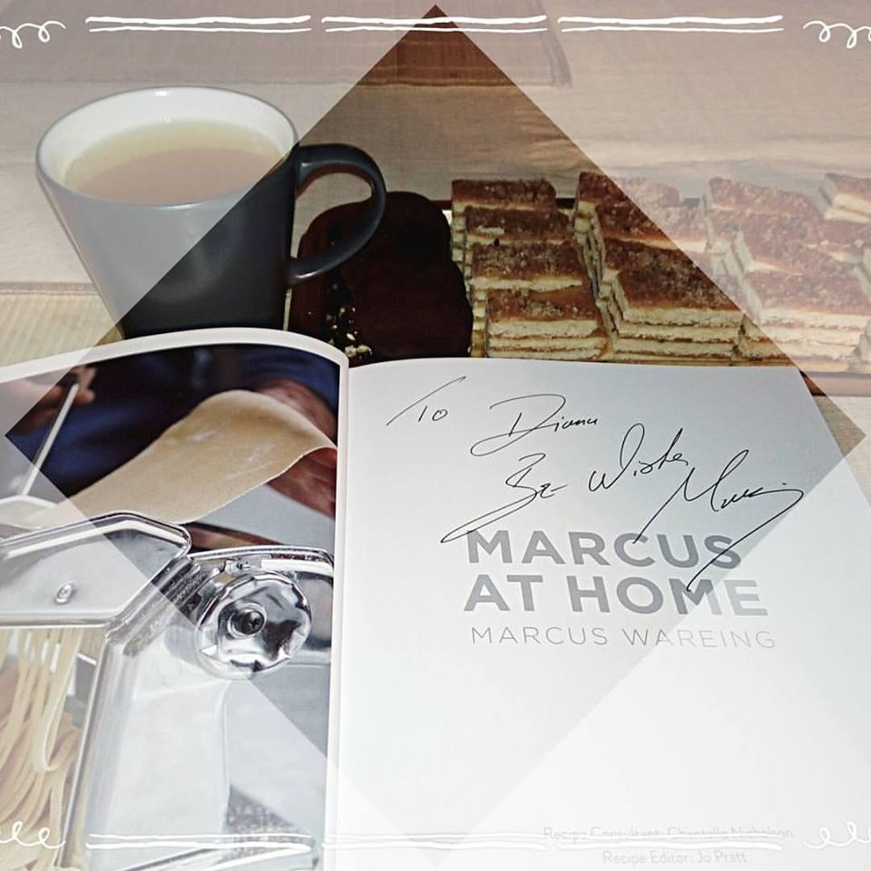 Cartea lui Marcus Wareing