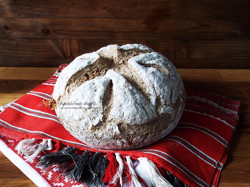 paine traditionala cu cartofi fara gluten 1