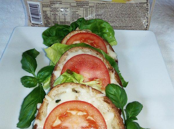 sandvis cald cu cascaval fara gluten