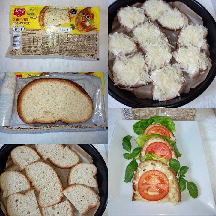 sandvis cald cu cascaval fara gluten preparare