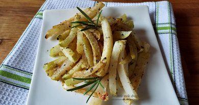 cartofi prajiti falsi facuti din gulii la cuptor 1
