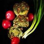 Mancare rapida cu conopida Romanesco si Pak Choi la wok