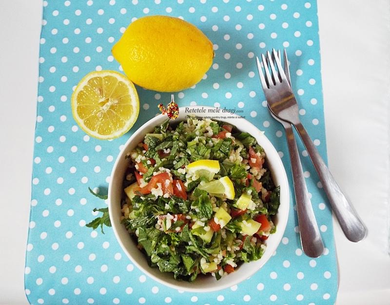 Salata Tabbouleh 1