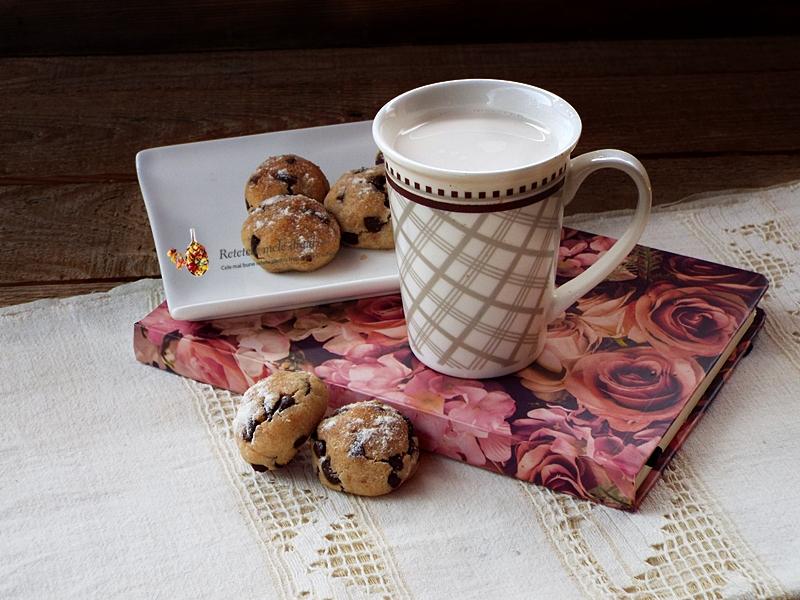 biscuiti de orez cu ciocolata 1