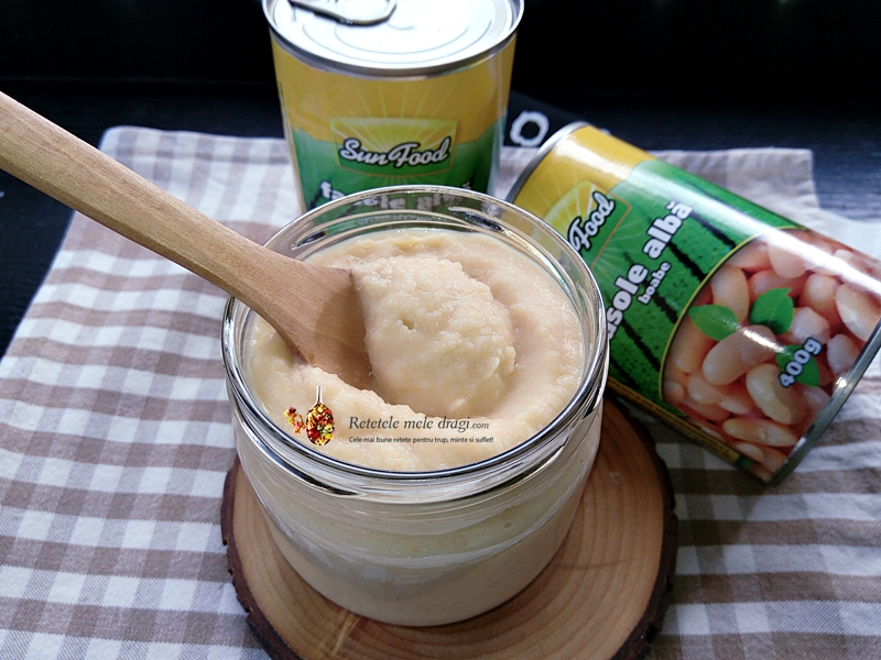 pasta de fasole uscata cu legume-pate de fasole 1