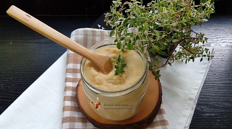 pasta de fasole uscata cu legume-pate de fasole