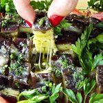 Ghiveci de legume cu galbiori in bol de mamaliga