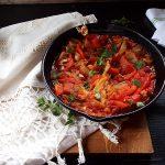 Salata de orez cu legume (de post)–Reteta Video
