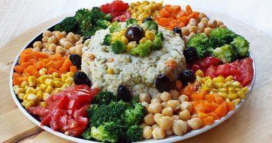 salata de orez cu legume 1