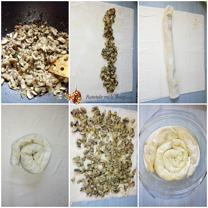 placinta de post cu ciuperci preparareJPG