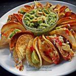 Mini tacos fara carne 0