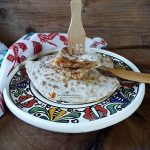 Pilaf turcesc din bulgur cu legume
