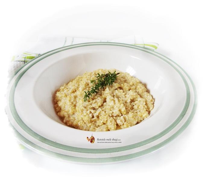 quinoa quattro formaggi 1