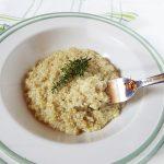 quinoa quattro formaggi
