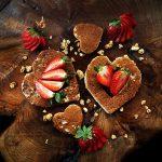 Cozonac cu ciocolata in masina de paine–Reteta Video