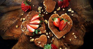 pancakes cu banane si granola 2