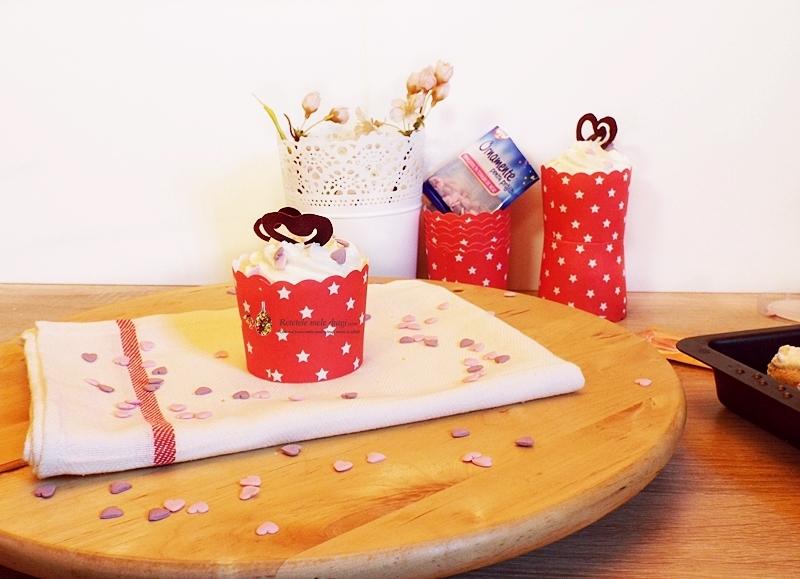 cupcakes cu unt de arahide si crema de branza 2