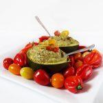 pasta de avocado cu sardine 1