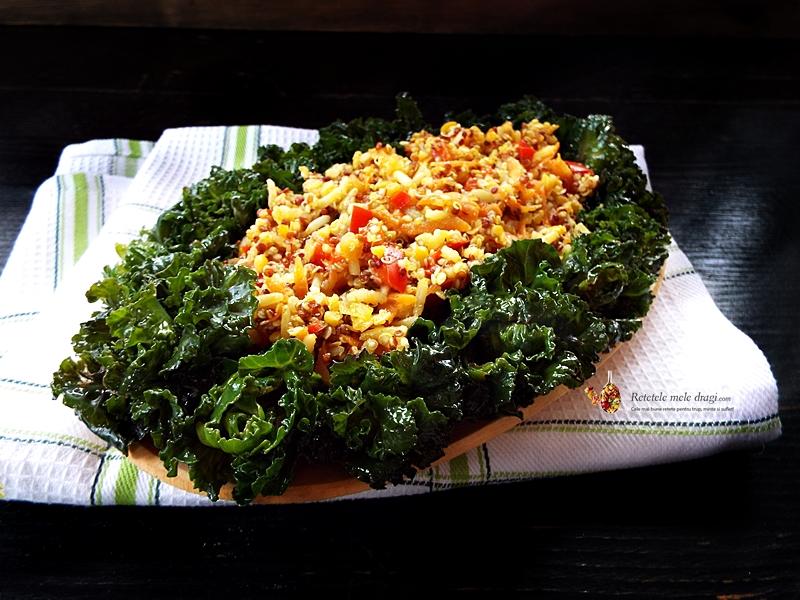quinori cu legume si kalebrux 1