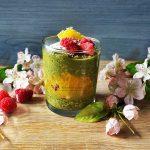 Smoothie cu piersici si ceai verde-Reteta Video