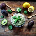 Salata de vinete cu avocado