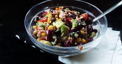 salata mexicana cu ton 1