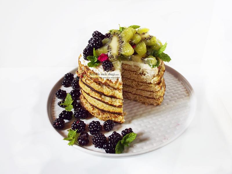 pancakes cu fulgi de ovaz si vanilie 1