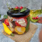 Compot de prune aromat pentru iarna -Reteta Video
