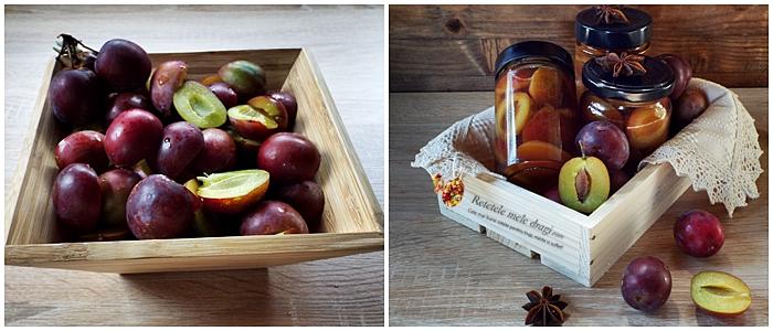 compot de prune aromat pentru iarna 1