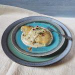 Cuiburi de cartofi cu oua la cuptor