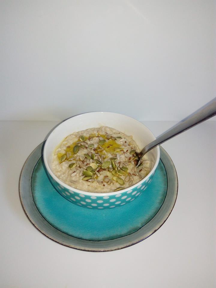 Terci de ovaz (porridge) sarat pentru micul dejun 1
