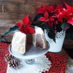 Chec cu vanilie si ciocolata in crusta de biscuite cu unt