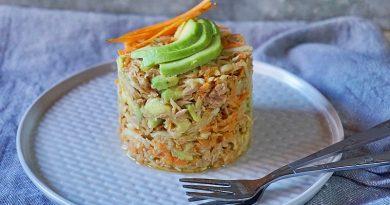 salata de cruditati cu ton si avocado 3