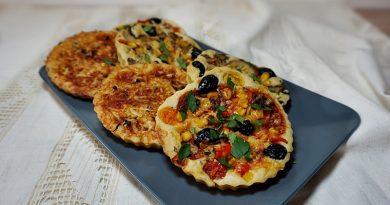 Pizza cu blat turnat si pufos