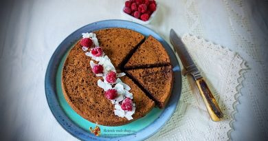 prajitura cu ciocolata fara gluten la multicooker 3