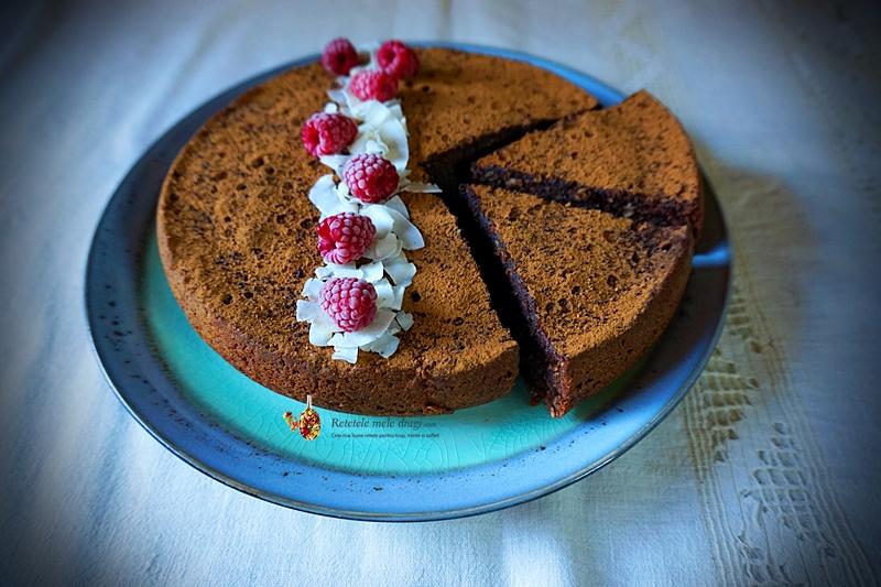 prajitura cu ciocolata fara gluten la multicooker 4